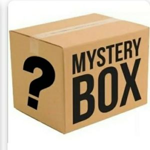 Mystery Box jackets various sizes minimum two